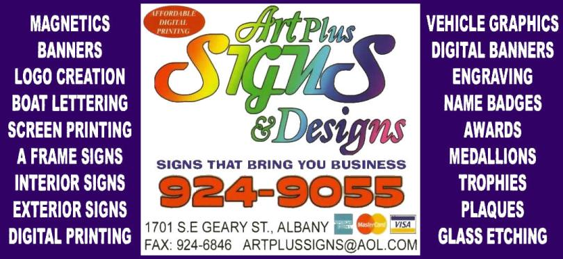 Art Plus Signs & Designs